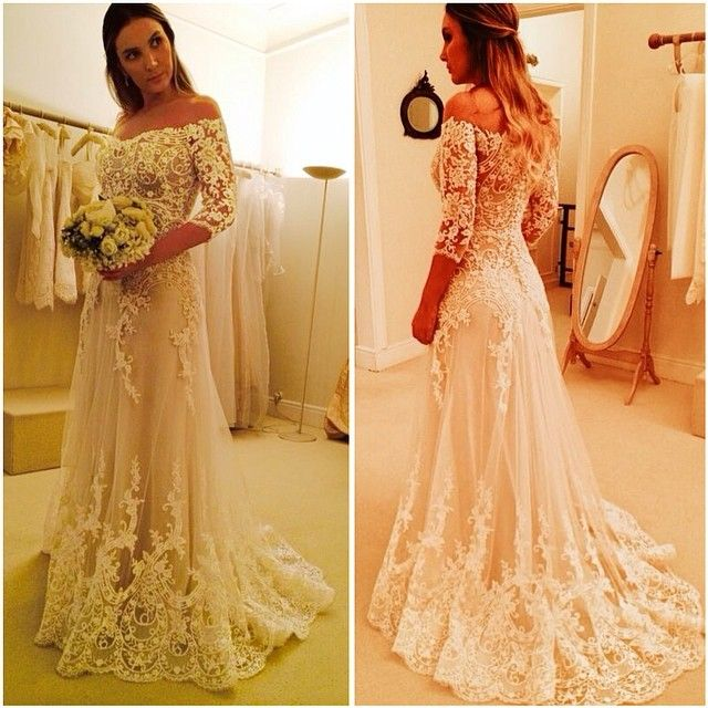 Africa Mermaid Wedding Gown 2017 2018