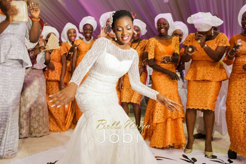 Nigerian Traditional Wedding Dresses 2017 Photos