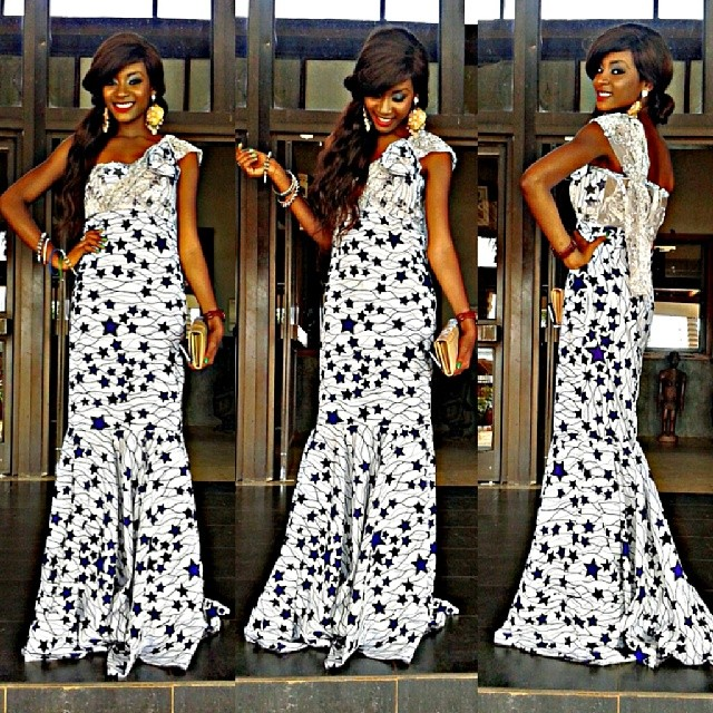 Latest Ankara Styles For Traditional Wedding (11)
