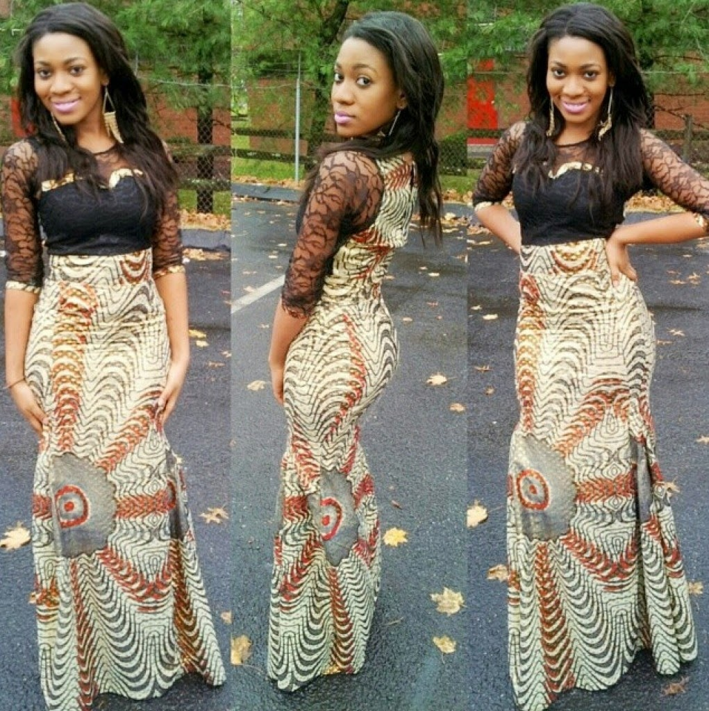 Latest Ankara Styles For Traditional Wedding (15)