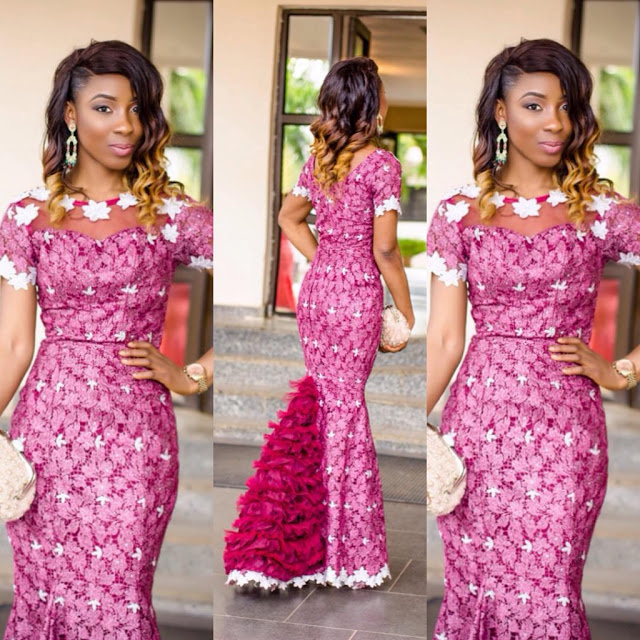 Latest Ankara Styles For Traditional Wedding (2)