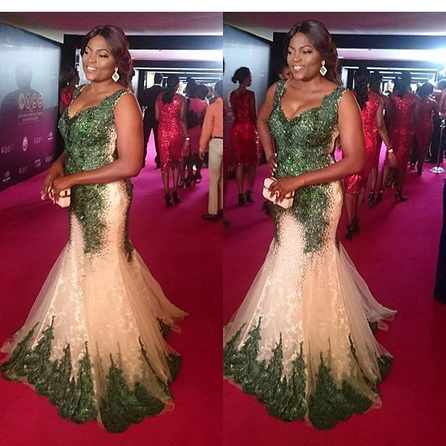 Look Gorgeous With These Funke Akindele Ankara Collections