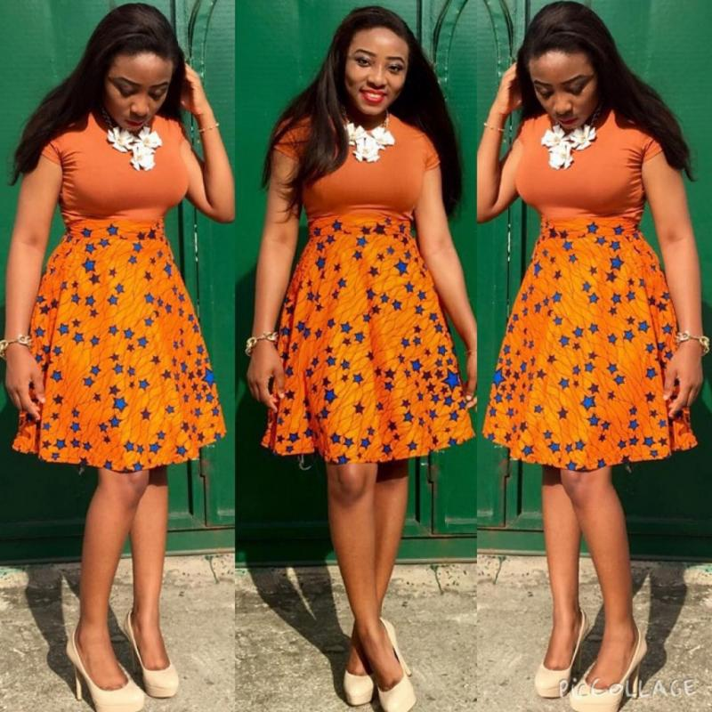 Christmas Edition 60 Festive And Fashionable Ankara Styles You Should Rock This Season 41