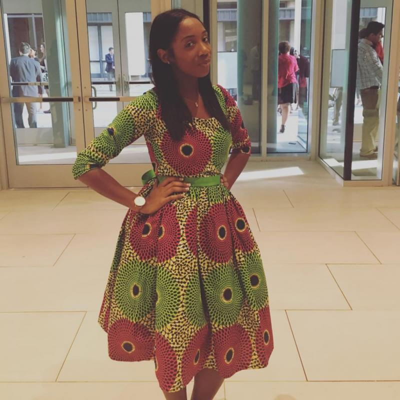 Christmas Edition 60 Festive And Fashionable Ankara Styles You Should Rock This Season 43
