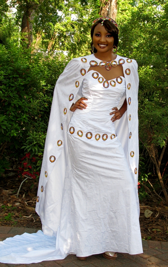 Kenya Wedding Dresses