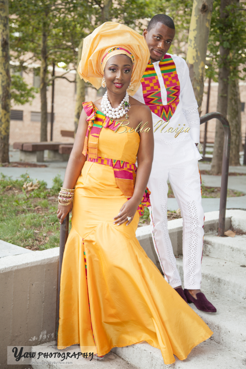 Ghanaian Traditional Wedding Photos 2017 V15