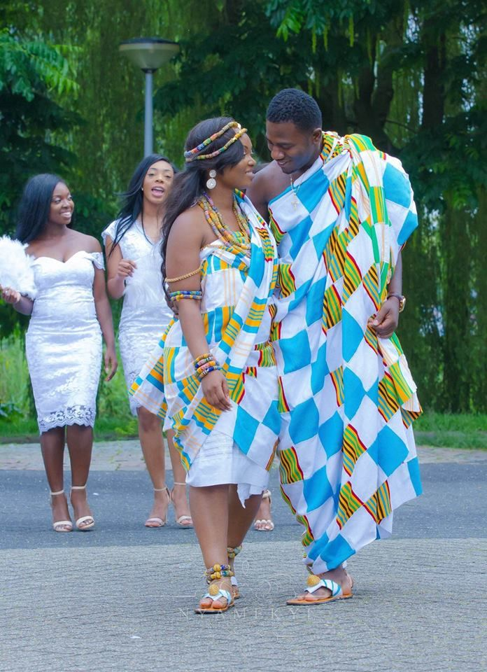 Ghanaian Traditional Wedding Photos 2017 V17