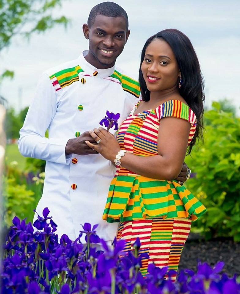 Ghanaian Traditional Wedding Photos 2017 V4