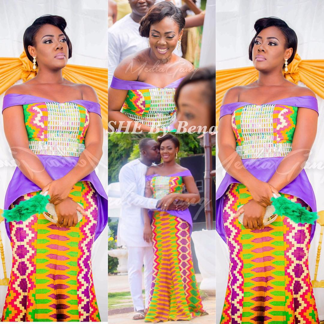 Ghanaian Wedding Dress Styles Weddings Dresses