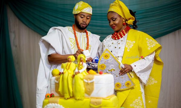 Nigerian Traditional Wedding 2017 V11