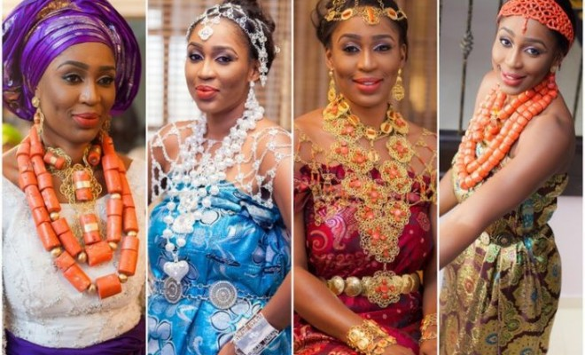 Nigerian Traditional Wedding 2017 V12