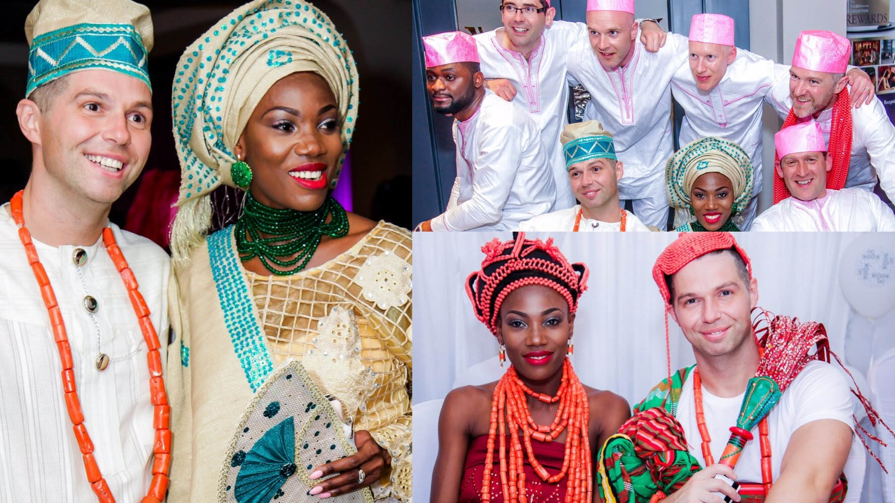 Nigerian Traditional Wedding 2017 V14