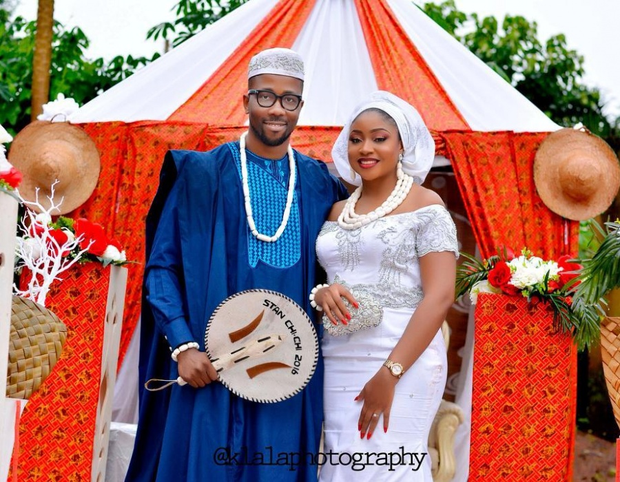 Nigerian Traditional Wedding 2017 V54