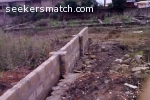 Fenced Half Plot Of Land At Ashaley Botwe Zoomlion Accra 79 3 T