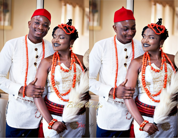 Traditional Igbo Wedding Photo 12
