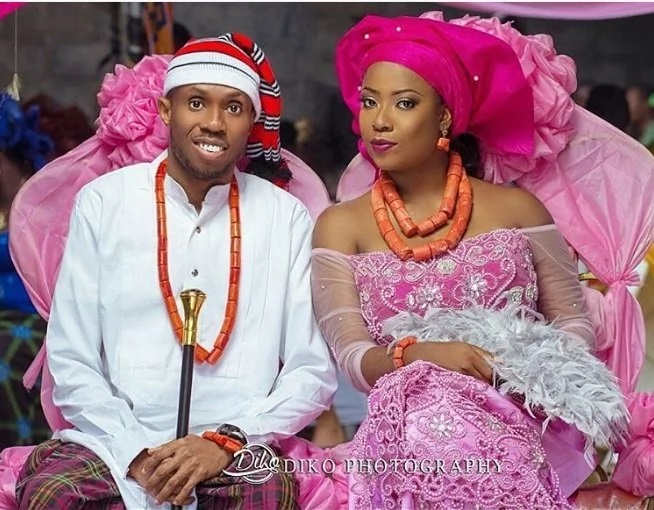 Traditional Igbo Wedding Photo 32