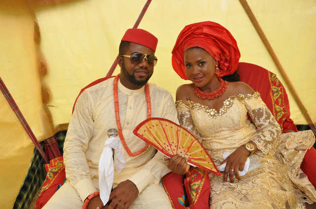 Igbo Wedding Traditional Nigerian V13