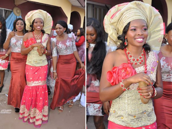 Igbo Wedding Traditional Nigerian V3