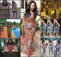 Top 2017 Best African Ladies Fashion: Ver28
