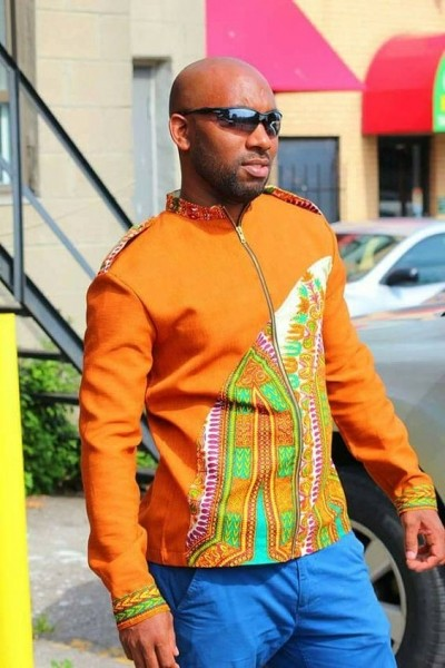 Best Styles for Men with African Print/Ankara (WATCH PHOTOS)
