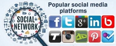 Top 12 most popular Social (media) Network Sites in 2017