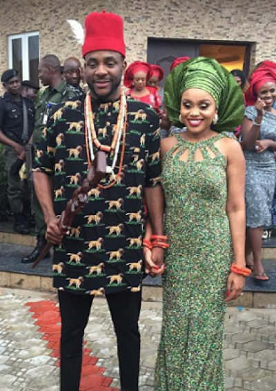 931+ Photos of Nigerian traditional wedding attire in 2017