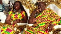 421+ Pictures of Ghanaian traditional marriage dresses in 2017