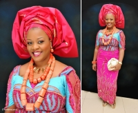 877+ Photos of Nigerian traditional marriage dresses in 2017