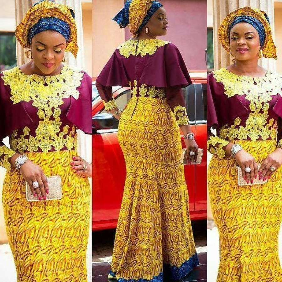367+ ankara styles for weddings in bella naija styles gallery ...