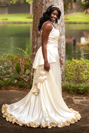 798+ Photos of elegant African dresses for weddings in 2017