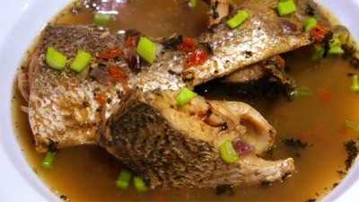 Nigerian Food: How to make Fish pepper soup (Details)