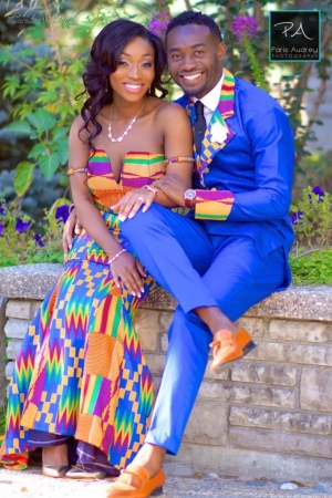 881+ Photos of Ghanaian traditional marriage dresses in 2017