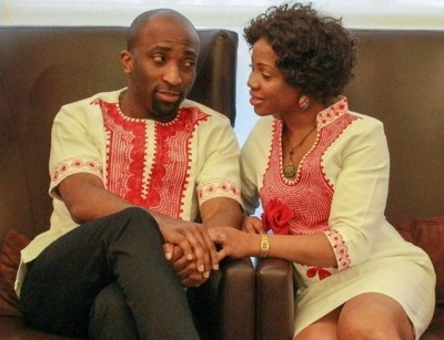 Couple styling on African Ankara (MORE PHOTOS)