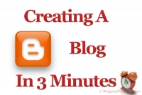 how to create a free blog on google (blogspot.com) blogger.com