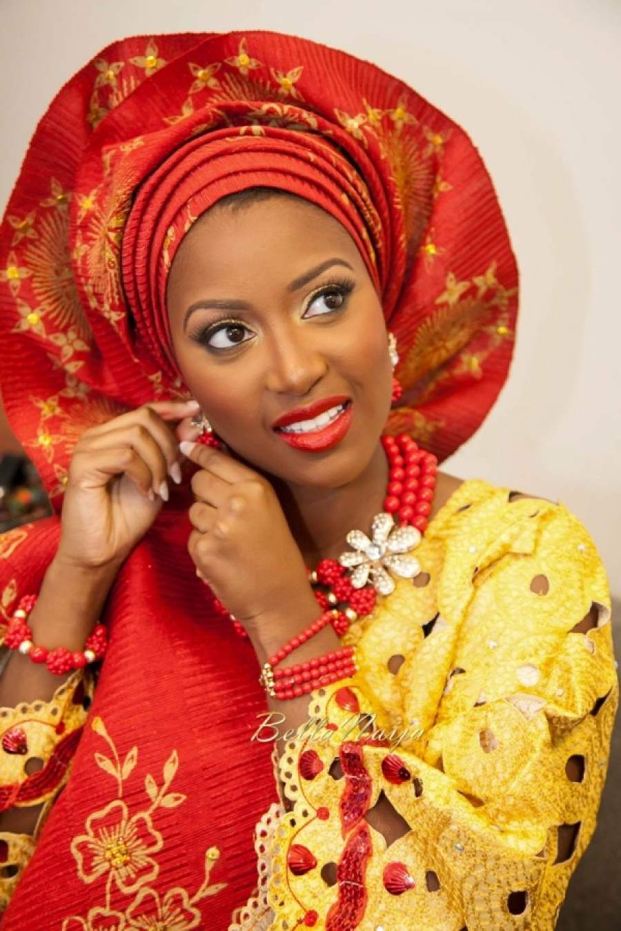 381 Photos Of Nigerian Traditional Wedding Dresses In 2017
