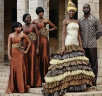 993+ Photos of Kenyan traditional marriage attire