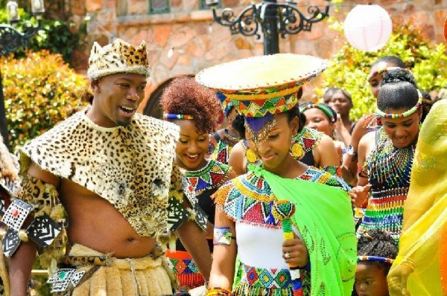 192 Photos Of African Zulu Traditional Wedding Dresses