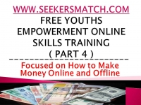 How to Make Money Online and Offline (Free Skills Training)