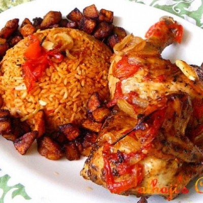 How to Cook Jollof Rice: Videos