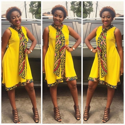 Top 2017 Best African Ladies Fashion: Ver20