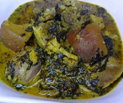 Bitterleaf Soup: How to make Nigerian Bitterleaf Soup