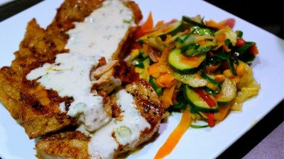 GRILLED BARBEQUED MEAT AND MIXED VEGETABLES: (Details of How to make it)