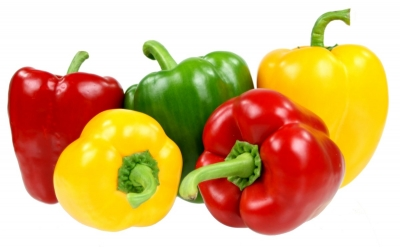 Bell peppers: Health Benefits of Bell peppers