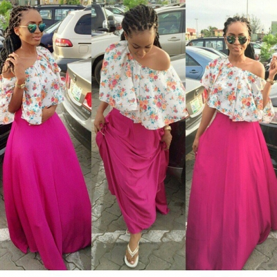 Top 2017 Best African Ladies Fashion: Ver44