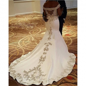 762+ Trending African wedding dresses and styles for 2017