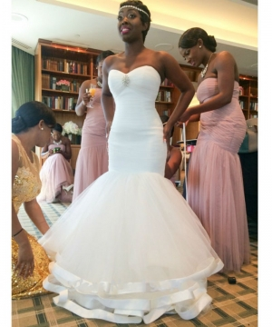 367+ Ghanaian wedding dress styles in 2017