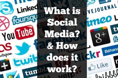 Definition: what is social media? or what is social networking?