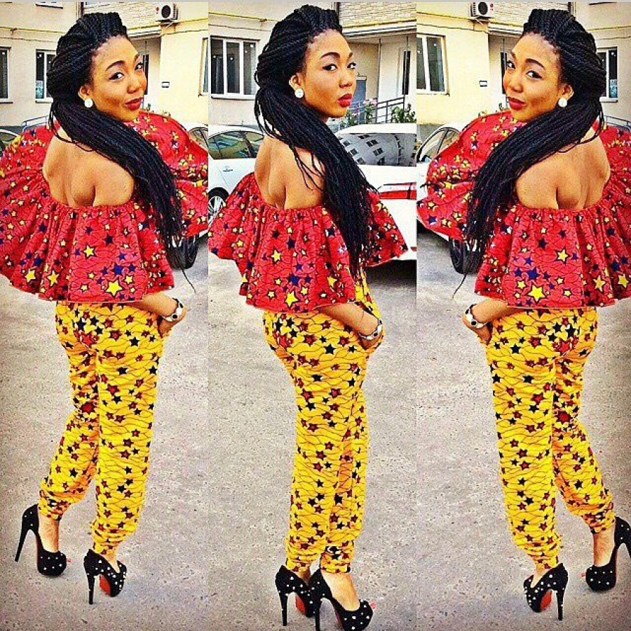 1100+ 2017 bella naija latest ankara styles for weddings - Seekers Match