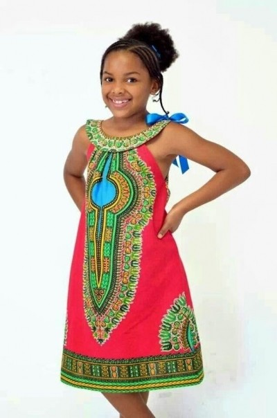 Best of Girl Kids Styles with African Ankara (PHOTOS)