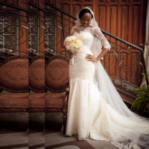550+ Best African wedding dresses Photos for 2017